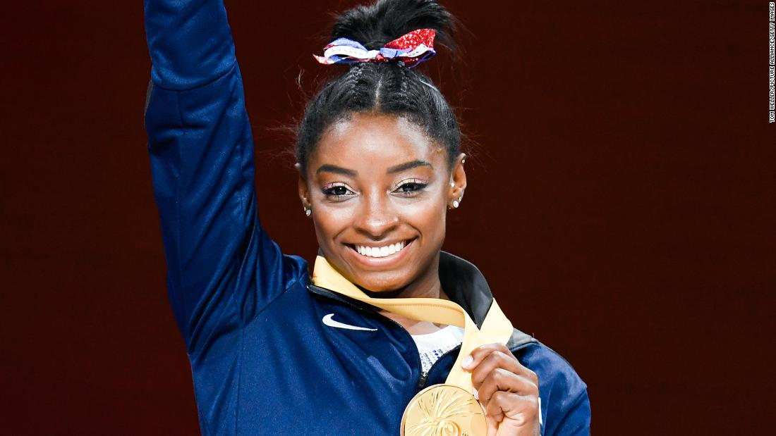 Olympic gymnasts tell kids how to stay in shape while staying home