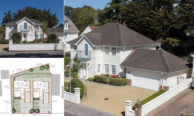 Property developer's plan to bulldoze £1m family home