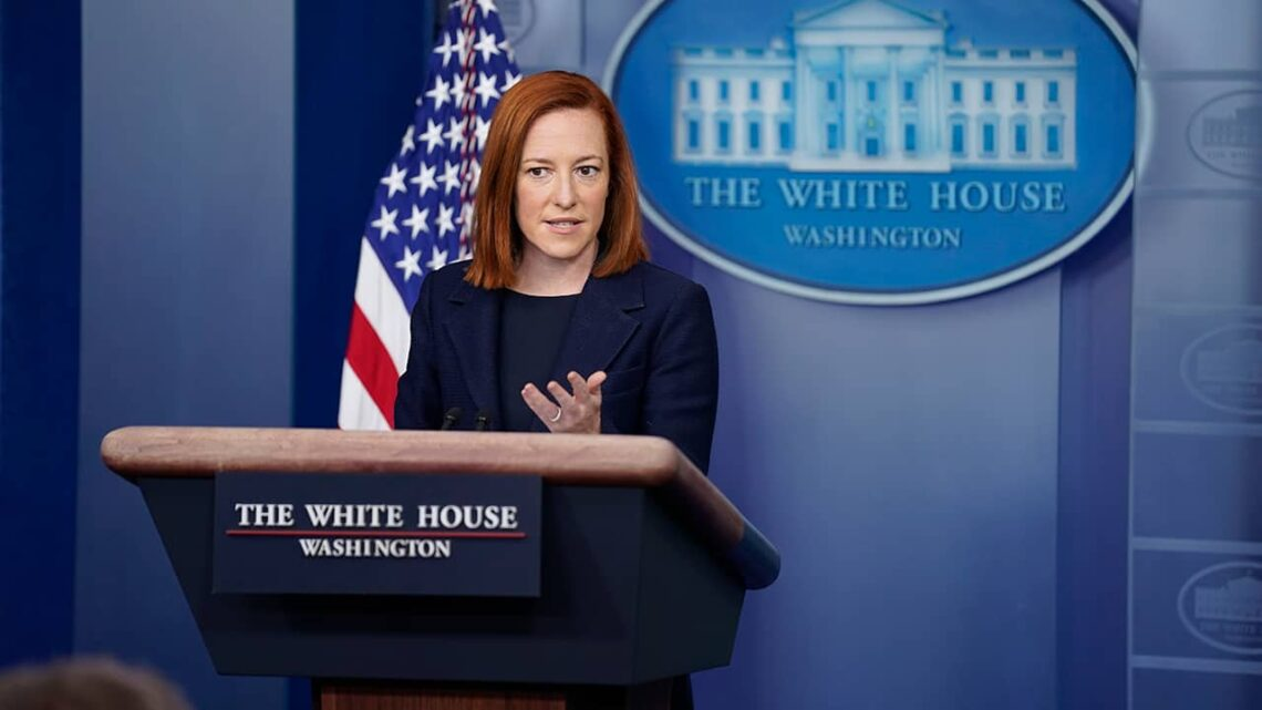 Psaki says police 'too often' use 'unnecessary force' that results in 'Black and brown deaths'