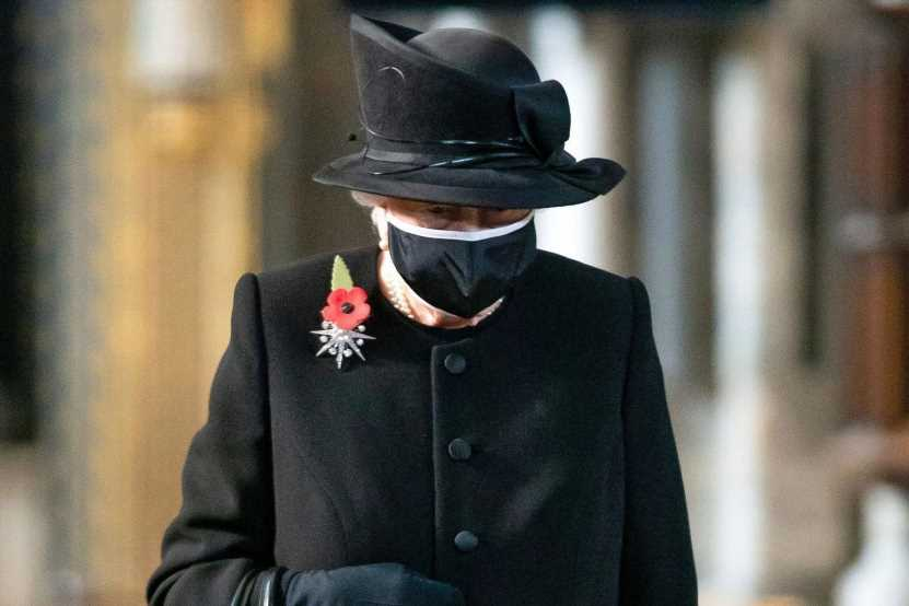 Queen and royals will wear Covid masks to Prince Philip's funeral as he's laid to rest in 'oak coffin'