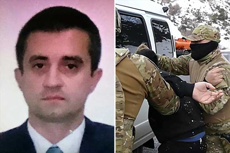Russia detains Ukraine's consulate general for 'spying' as Putin pushes countries to brink of war