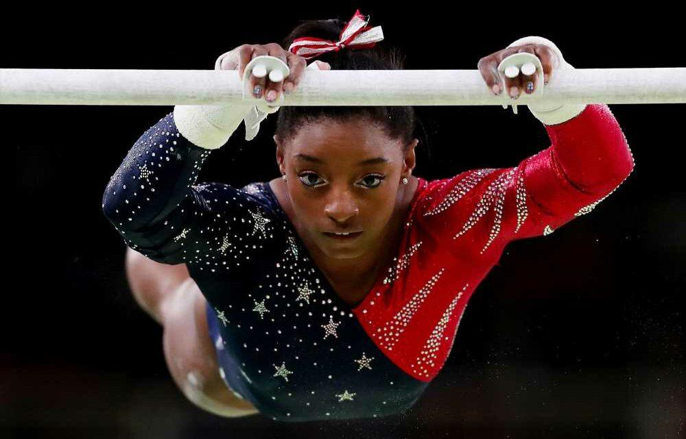 Simone Biles leaves Nike for Gap's Athleta brand