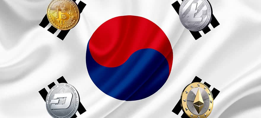 South Korea to Launch Crackdown on Illegal Cryptocurrency Transactions