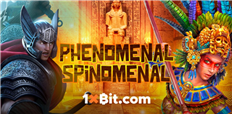 Spin and Win Massive Prizes in the New 1xBit Tournament