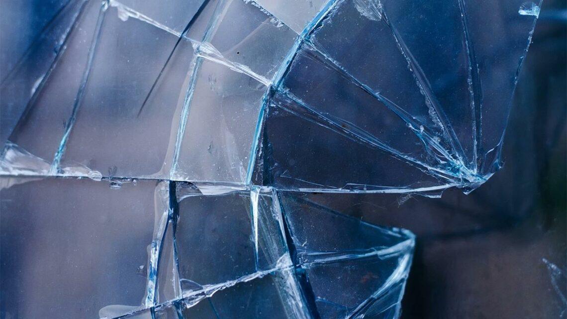 Suspect caught on Ring camera smashing through window during burglary spree: report