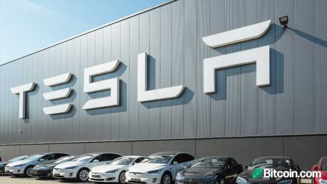 Tesla's Bitcoin Stash Now Worth $2.5 Billion, SEC Filing Shows – Markets and Prices Bitcoin News