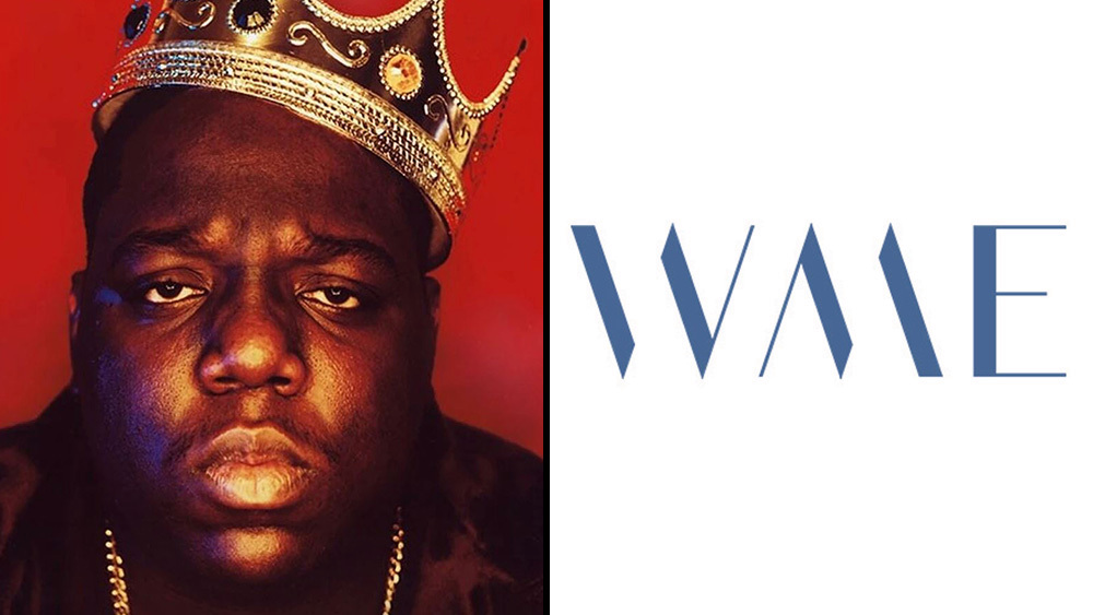 The Notorious B.I.G. Estate Signs With WME's Legends Division