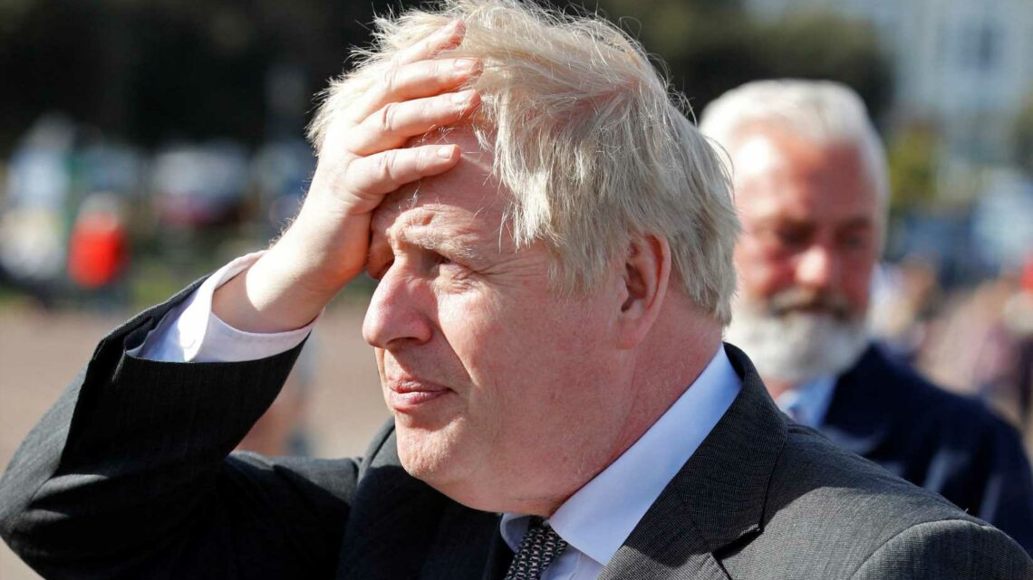 UK's Boris Johnson provokes fury over alleged 'let bodies pile high' Covid comments