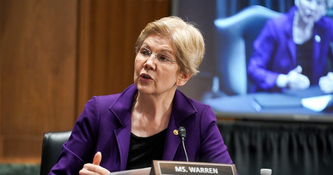 Why Elizabeth Warren wants to fire the company servicing your student loans