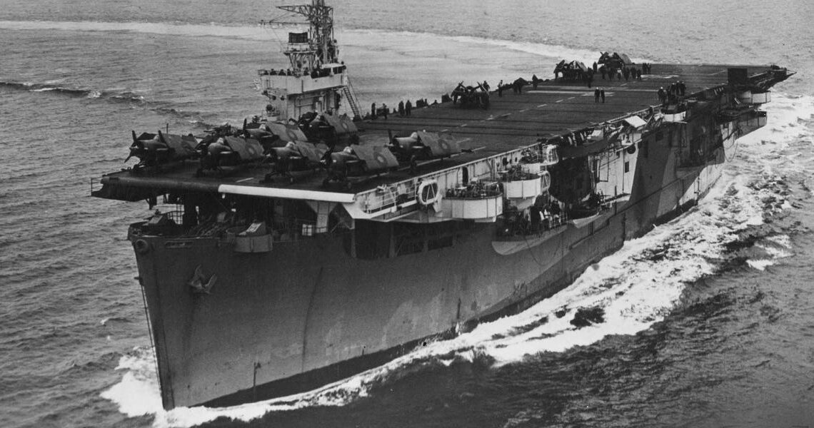 Why an audacious British plan to hunt German U-boats from aircraft carriers made of ice fell apart