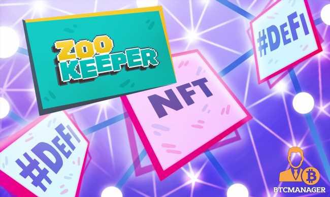 Zookeeper, A New NFT Based Yield Farming DApp