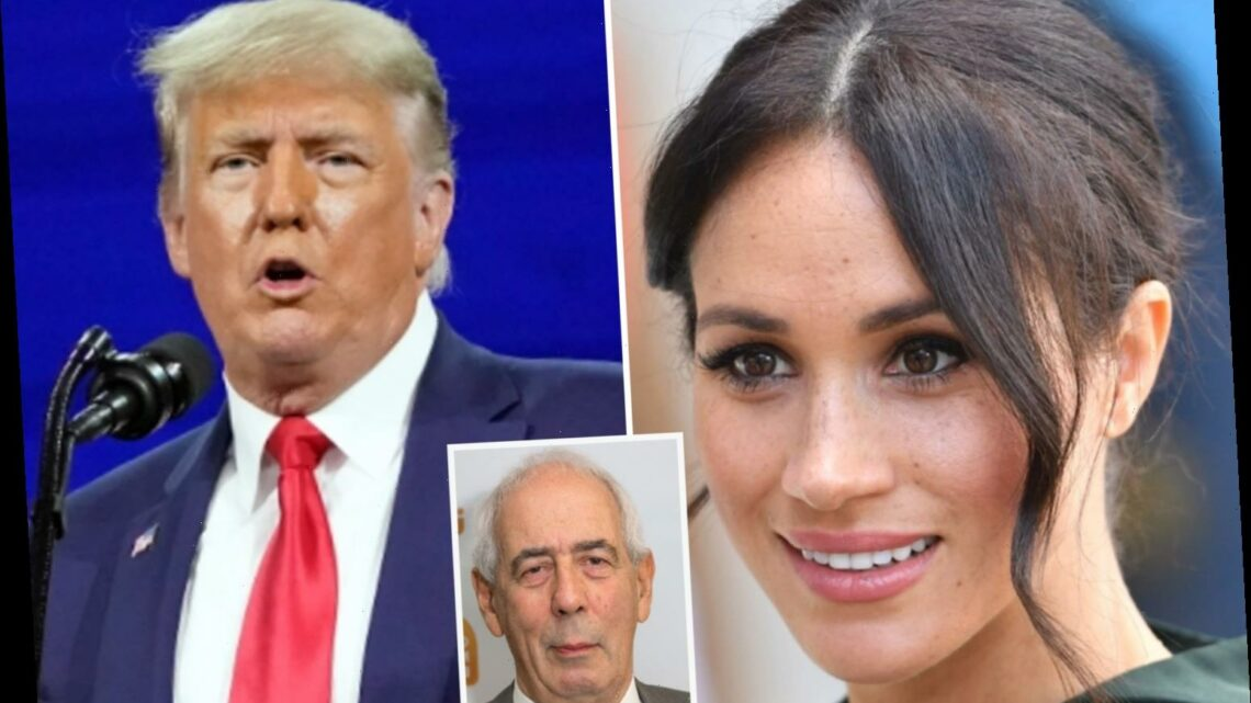 Meghan Markle could be US President as she 'invents her own truth and bulldozes it through like Trump', says Tom Bower