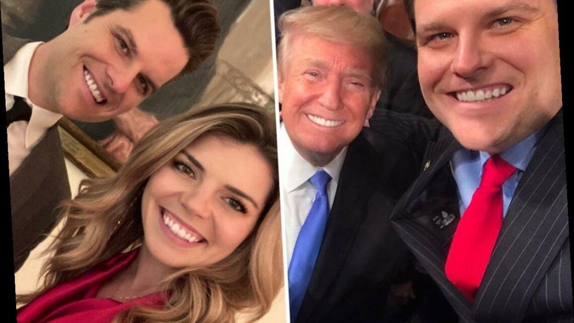 Matt Gaetz 'begged Trump for pre-emptive presidential pardon AFTER Justice Dept opened sex trafficking probe' – The Sun