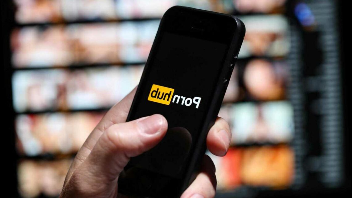 Pornhub users including children bombarded with 'thousands of sex abuse videos'