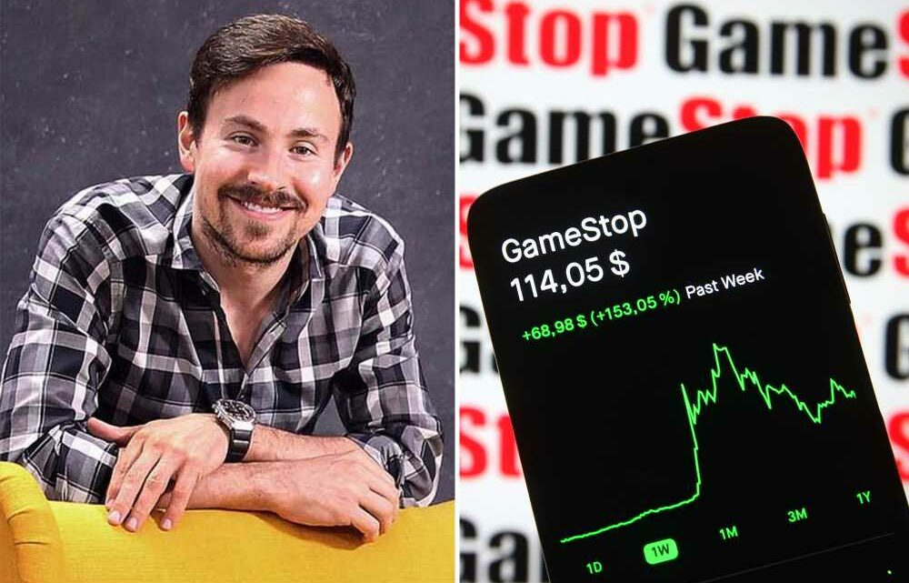 GameStop plans to make Ryan Cohen chairman, stock jumps