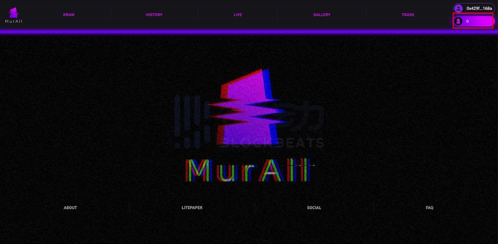 MurAll Airdrops PAINT Token to NFT Community Members