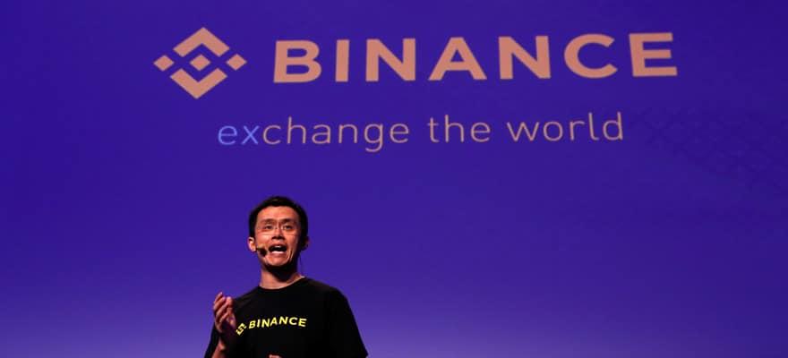 Binance Coin Crosses $50 Billion Market Cap