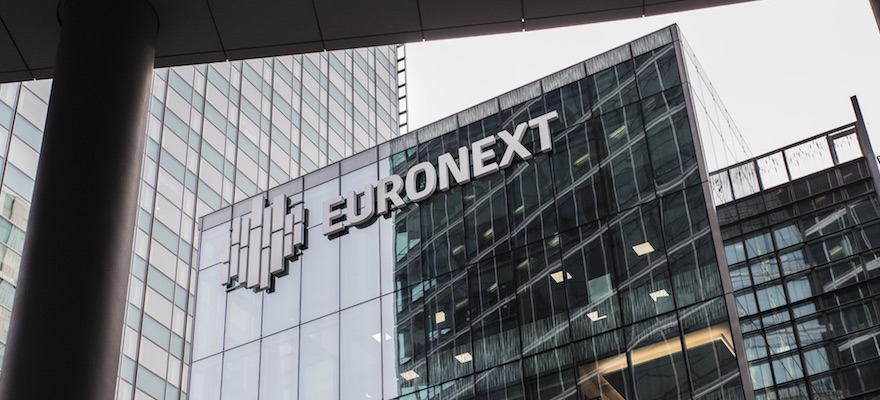 Euronext Posts Solid FX Volume Jump in March 2021