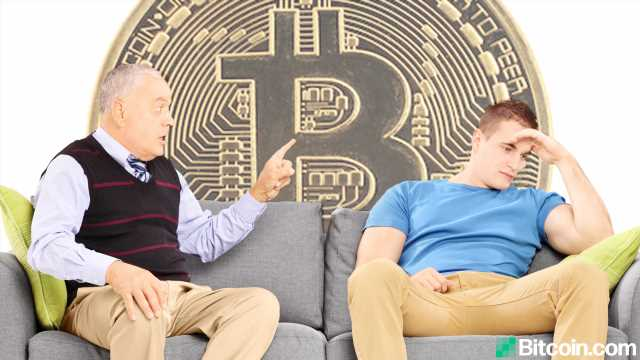 Father Laughs Off Son's Financial Hopes: How the Ones You Love the Most Want to See Bitcoin Fail – Featured Bitcoin News
