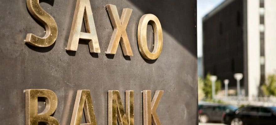 Saxo Bank Posts 42% MoM Jump in March FX Volume