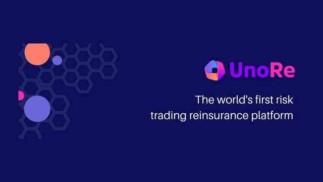 Award Winning Technology Genius Sujith Sizon's DeFi Reinsurance Project, UnoRe