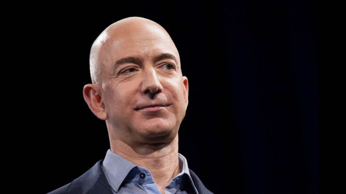 Jeff Bezos keeps top spot on Forbes wealthiest list while Elon Musk jumps to No. 2
