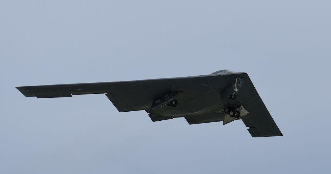 Here's how the legendary B-2 bomber's stealth actually works