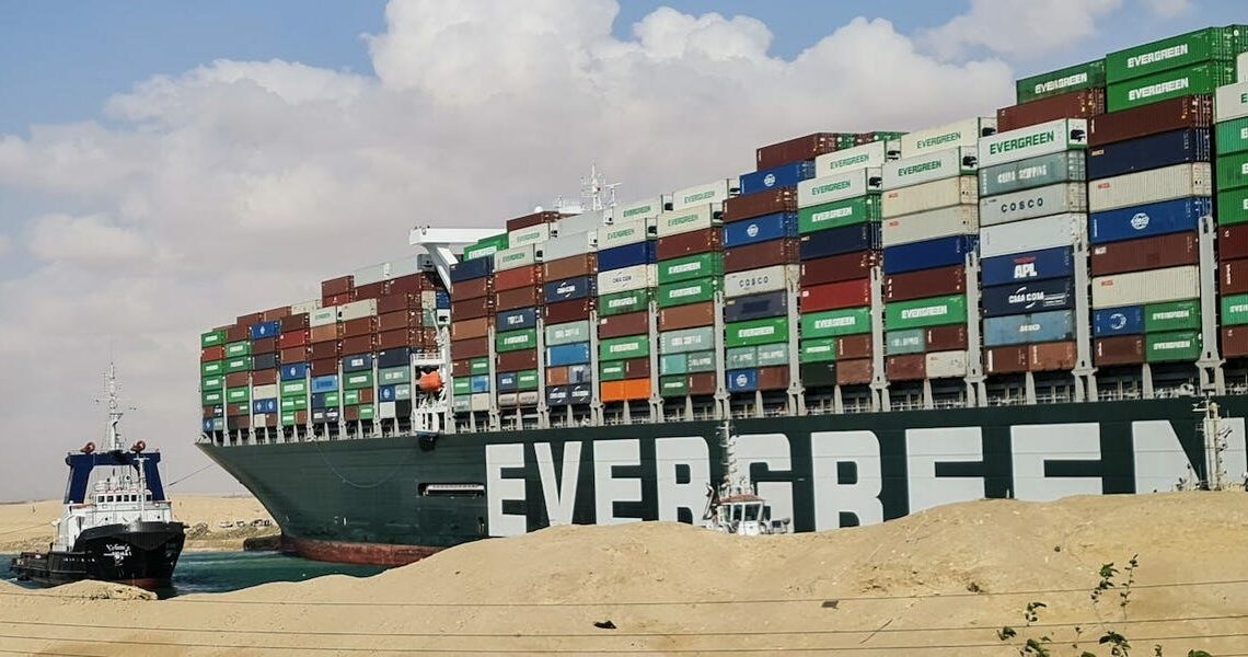 The owners of the Ever Given are suing its operators for beaching the massive ship in the Suez Canal