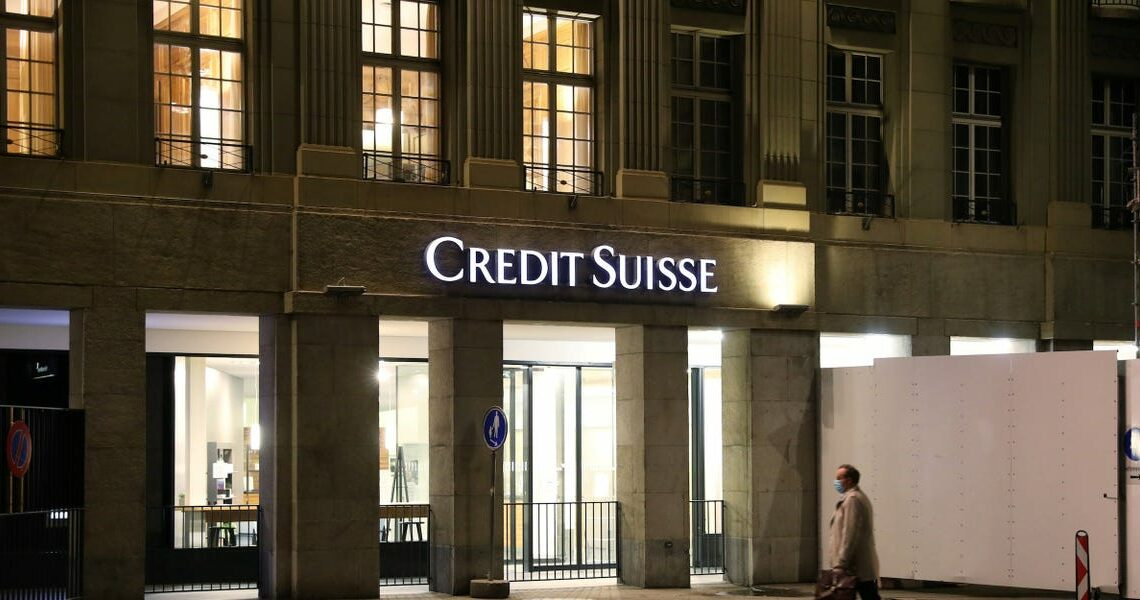 Credit Suisse is reportedly weighing the replacement of high-profile executives, including its risk chief, following Greensill and Archegos crises