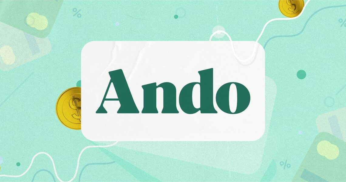 Ando banking review: Fight climate change and pay zero monthly fees