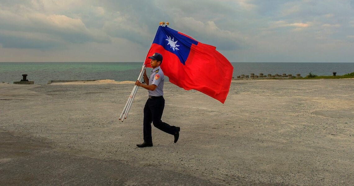 Taiwan says it may shoot down Chinese drones in the South China Sea