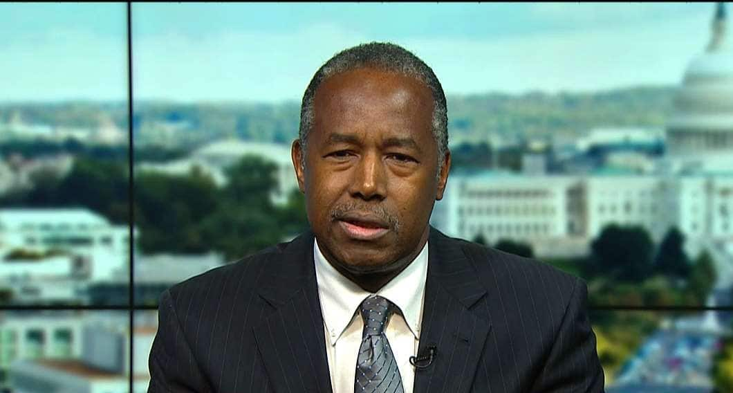 Ben Carson blasts Omar's 'disgusting' Georgia-Apartheid comparison, says Biden doesn't understand 'Jim Crow'