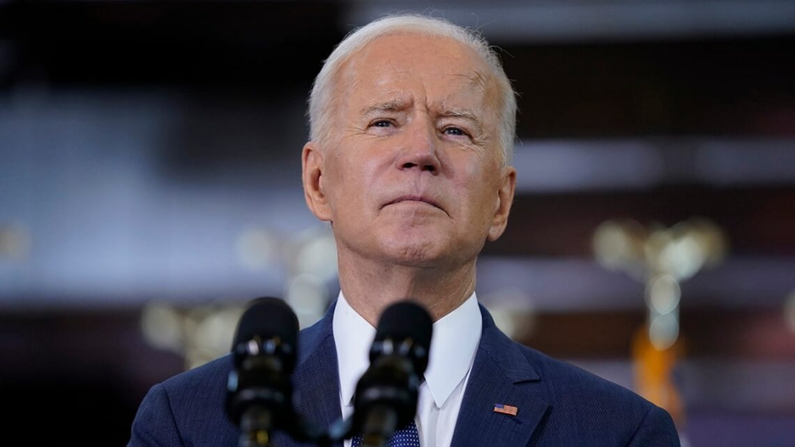 DNC launches billboard blitz to sell Biden's $1.9T coronavirus relief law