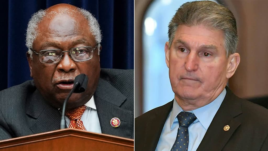 Jim Clyburn launches scathing attack on Joe Manchin over filibuster