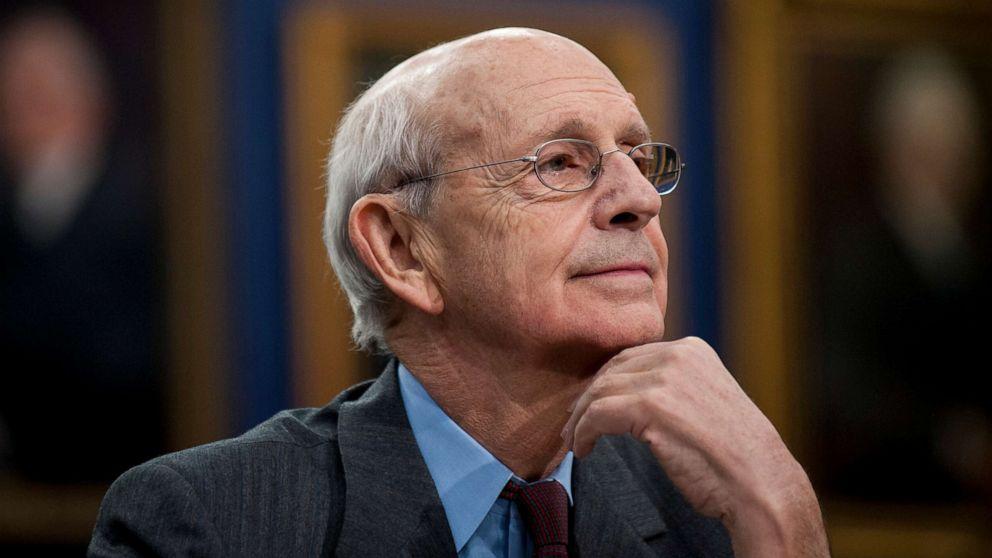 Justice Stephen Breyer warns against 'packing' Supreme Court