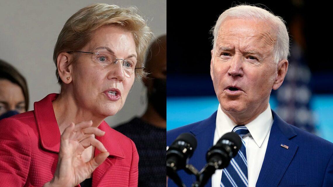 Progressives ramp up pressure on Biden to forgive student loan debt