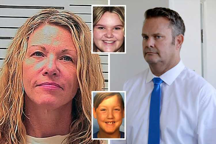 'Cult mom' Lori Vallow and Chad Daybell to appear in court today over 'murders' of her kids and his ex-wife