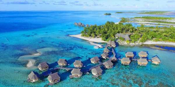 11 gorgeous hotels with overwater bungalows around the world that start under $600 per night