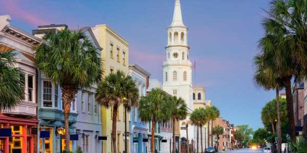 12 of the best hotels in Charleston with central, downtown locations that are steeped in history and elegance
