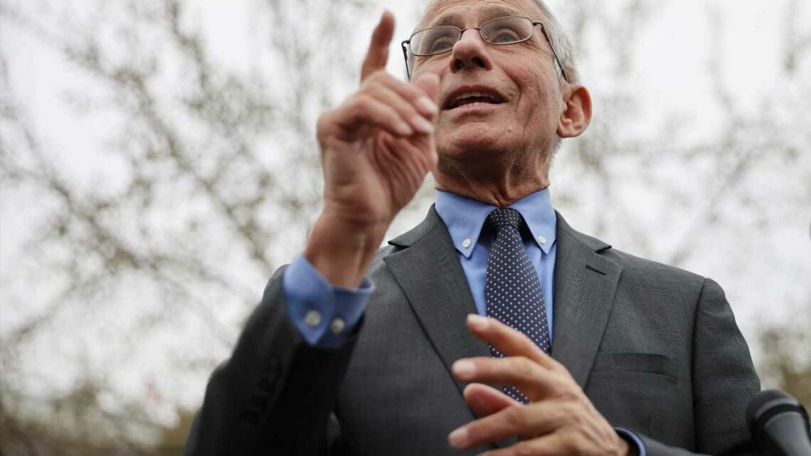 80-year-old Dr. Fauci's advice for staying sharp and healthy as you age