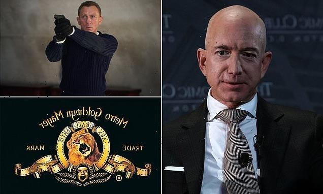 Amazon announces $8.45 billion deal to buy Hollywood studio MGM