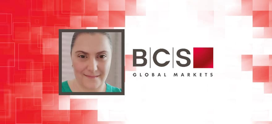 BCS Global Markets Appoints Evelina Evtimova as Head of Legal and Compliance