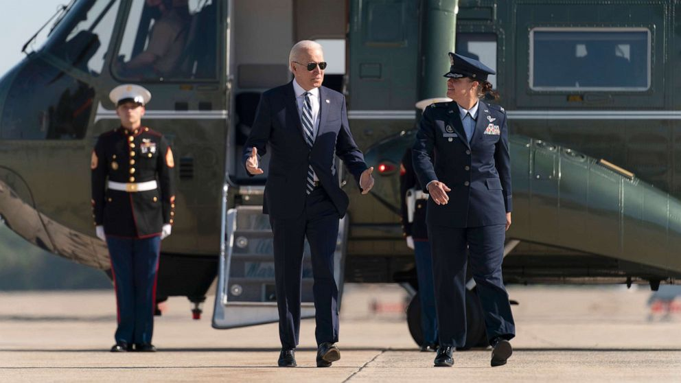 Biden calls for 'significant de-escalation today' in 4th call with Israel's Netanyahu