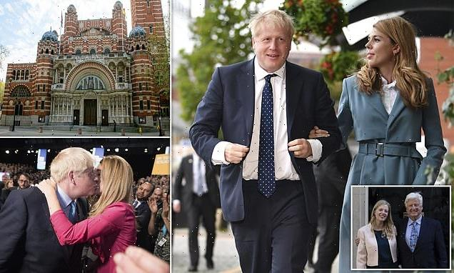 Boris Johnson and Carrie Symonds DID get married, No10 confirms