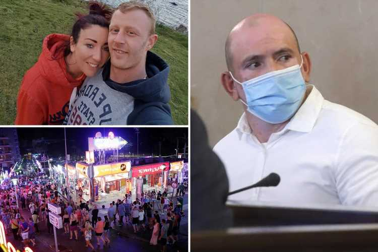 Brit bar manager acquitted over killing of dad-of-four who was beaten to death outside Magaluf pub