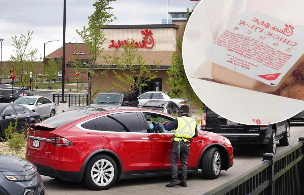 Chick-fil-A will limit number of dipping sauces amid supply shortage