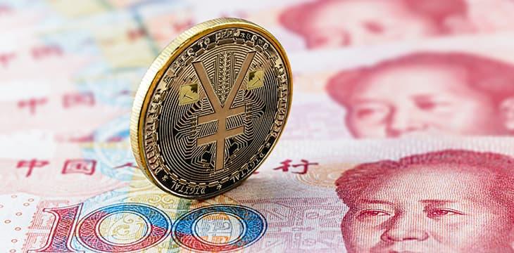 China self-regulatory associations ban banks from digital currency transactions