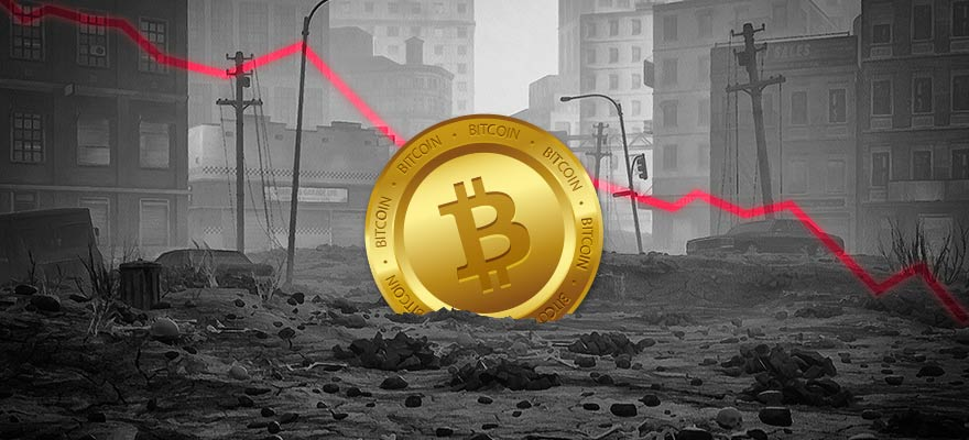Cryptocurrency Market Crashes after Bitcoin Drops below $39,000