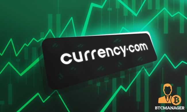 Currency.com Appoints New U.S. CEO Amid Skyrocketing Client Growth