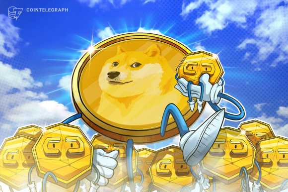 Dogecoin passes Tether's market cap following eToro integration